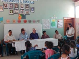 Wayne's visit to Bilingual School 041