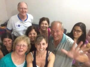 Dental Brigade Team Selfie
