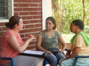 Patient Consultation at Guachipilincito