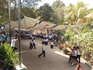 Health Fair at San Juan de Dios