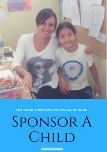 Copy of Sponsor a Child